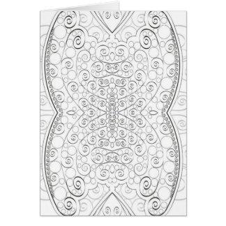 Life´s Pattern nr14 Card
