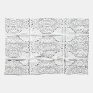 Life´s Pattern nr1 Hand Towels