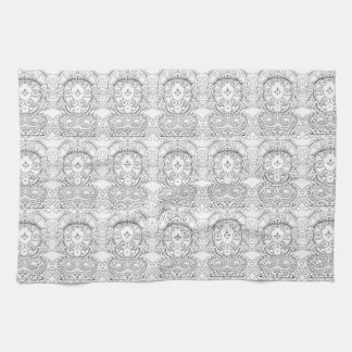 Life´s Pattern nr6 Hand Towels