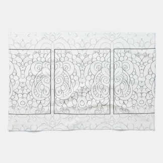 Life´s Pattern nr7 Kitchen Towel