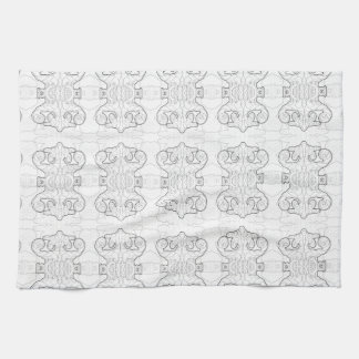 Life´s Pattern nr8 Hand Towels
