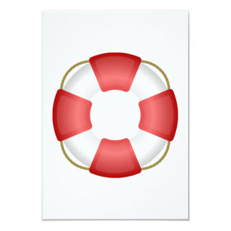 Life Saver Personal Flotation Device Card