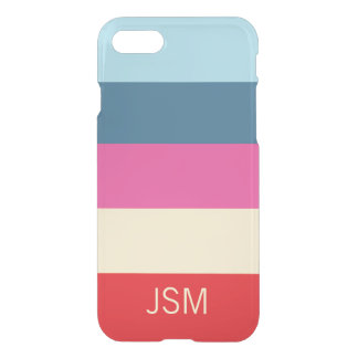 Life Saver Stripe iPhone 7 Case