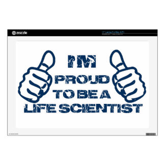 Life scientists design decals for laptops