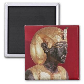 Life size statue of Tutankhamun Magnet