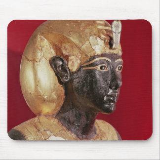 Life size statue of Tutankhamun Mouse Pad