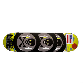 Life Skateboard Deck