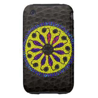 'Life Surrounded by Death' iPhone 3 Tough Case