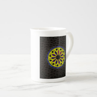'Life Surrounded by Death' Tea Cup
