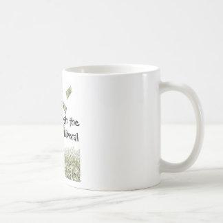 Life through the eyes of a Liberal Classic White Coffee Mug