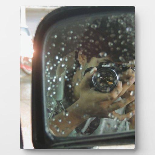 Life through the lens. photo plaques