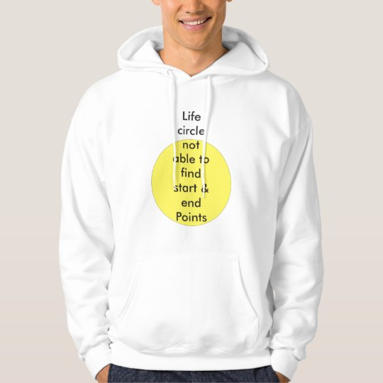 Life time search hoodie