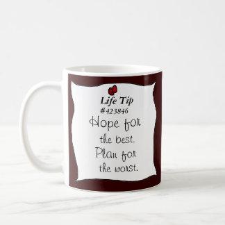 Life Tip #423846 Mug