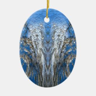 Life Tree Ceramic Ornament