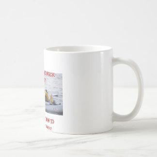 LIFE VEST OR NECK BRACE? COFFEE MUG