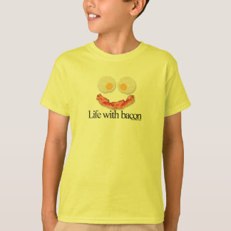 Life with Bacon T-Shirt