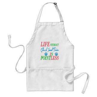 Life without Glen of Imaal Terrier is pointless Apron
