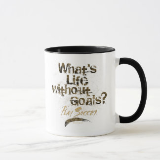 Life Without Goals (Soccer) Mug