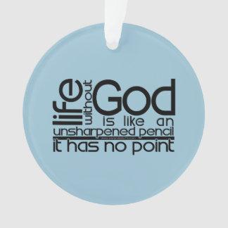 Life Without God...