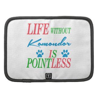 Life without Komondor is pointless Organizers