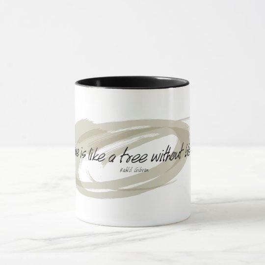 Life Without Love Mug