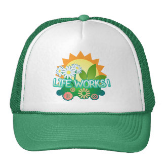 Life Works! Trucker Hat