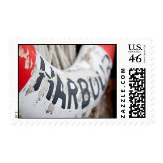 Lifebelt Preserver Postage Stamp