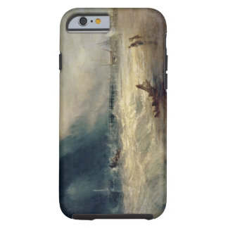 Lifeboat and Manby Apparatus going off to a strand Tough iPhone 6 Case