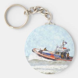 Lifeboat Keychain