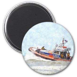 Lifeboat Refrigerator Magnets