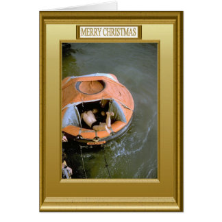 Lifeboat practice card
