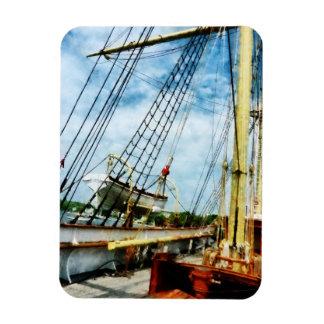 Lifeboat Vinyl Magnets