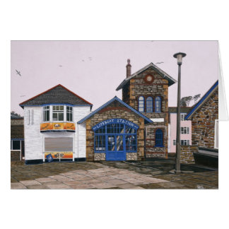 Lifeboat Station Card