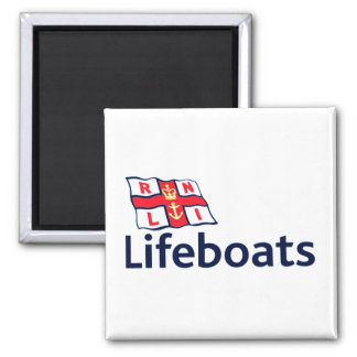 Lifeboats Magnet