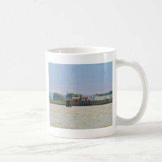 Lifeboats Coffee Mug