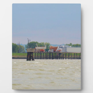 Lifeboats Photo Plaque