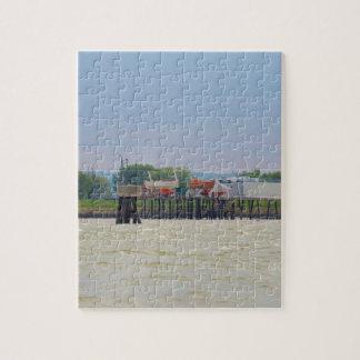 Lifeboats Jigsaw Puzzle