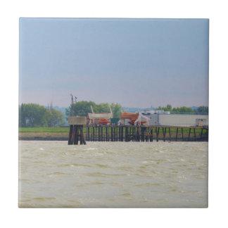 Lifeboats Ceramic Tiles