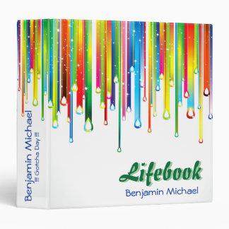Lifebook Vinyl Binders