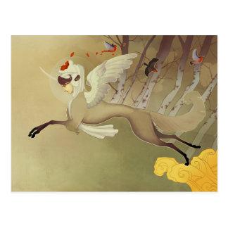 'Lifebringer' Postcard