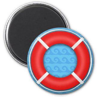 Lifebuoy Imán Redondo 5 Cm