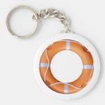 Lifebuoy Key Chains