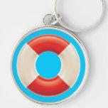 Lifebuoy Keychain