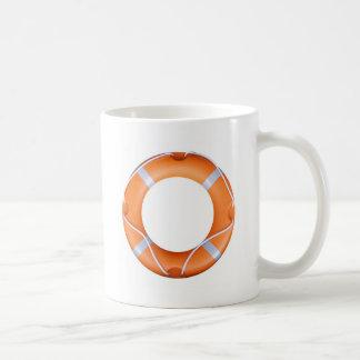 Lifebuoy Coffee Mug