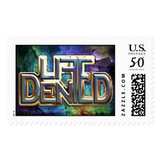 LifeDenied Postage