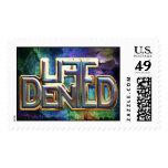 LifeDenied Postage Stamp