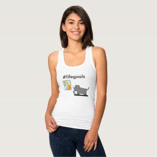 lifegoals woman's tank