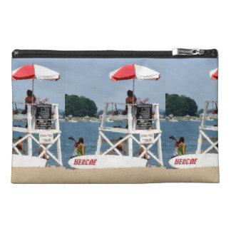 Lifeguard Beach Travel Accessories Bag