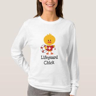 Lifeguard Chick Hoodie