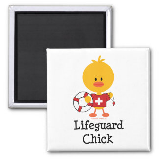 Lifeguard Chick Magnet
